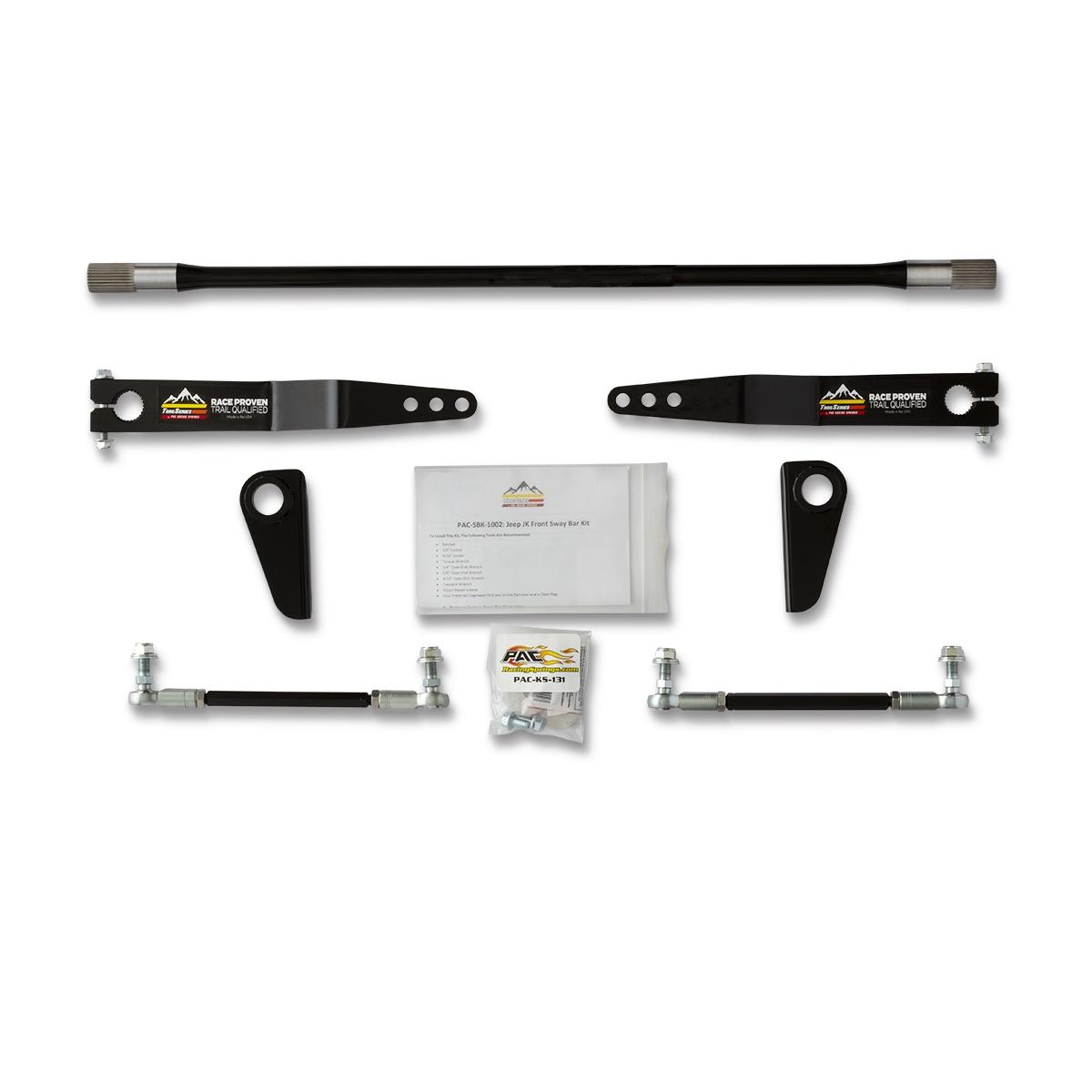 Jeep JK Sway Bar Kits