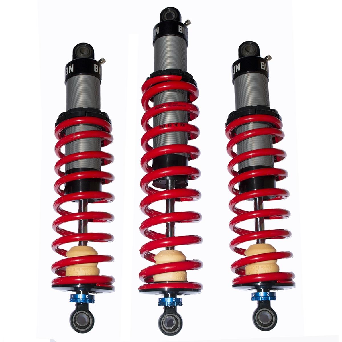 Double Adjustable Shock Kits