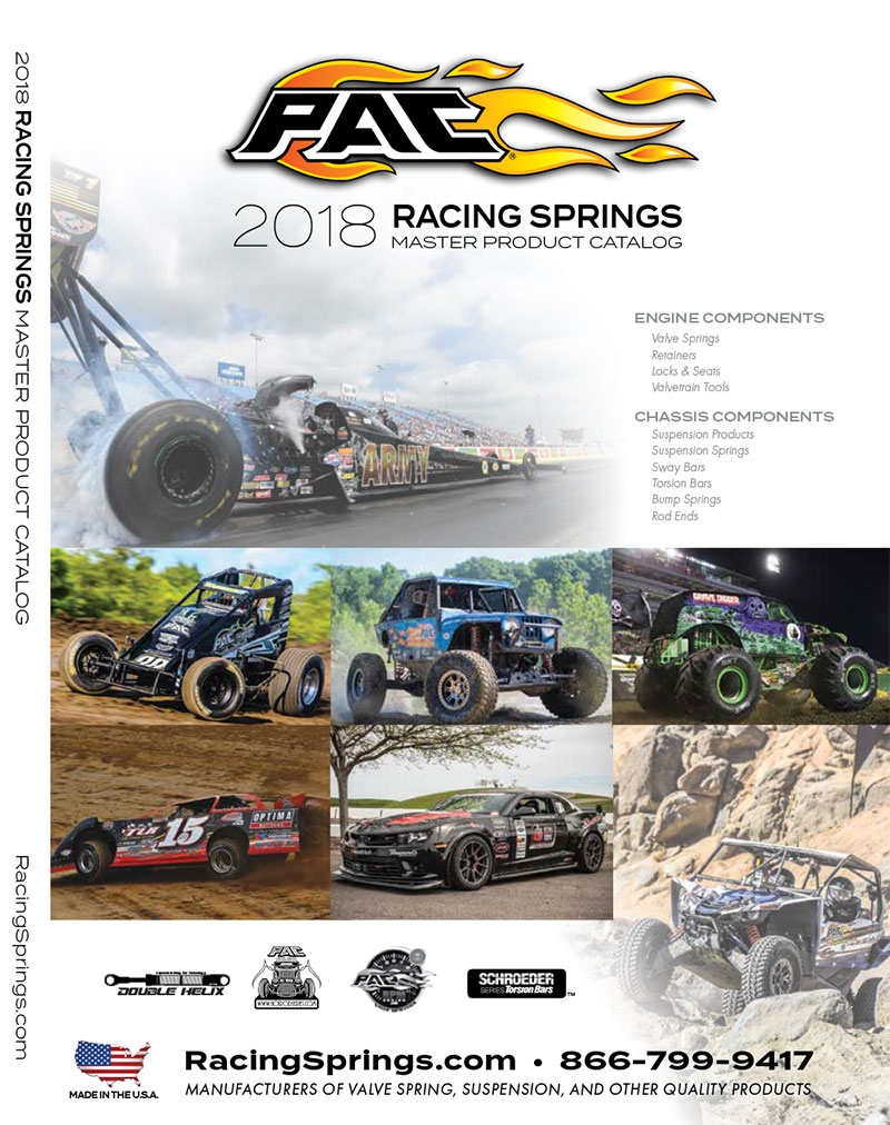 2018 Master Catalog - Front Cover